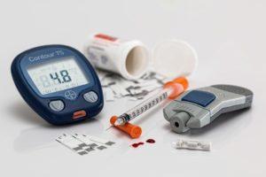 Überprüfen Sie Ihren Blutzuckerspiegel