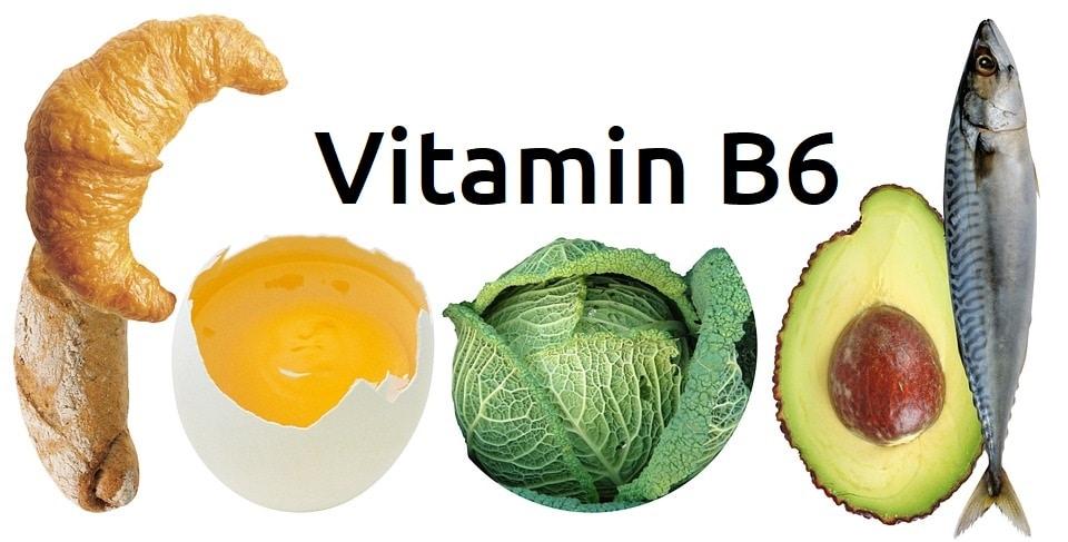 Vitamin B6 Vorteile, Mangel und Nahrungsquellen