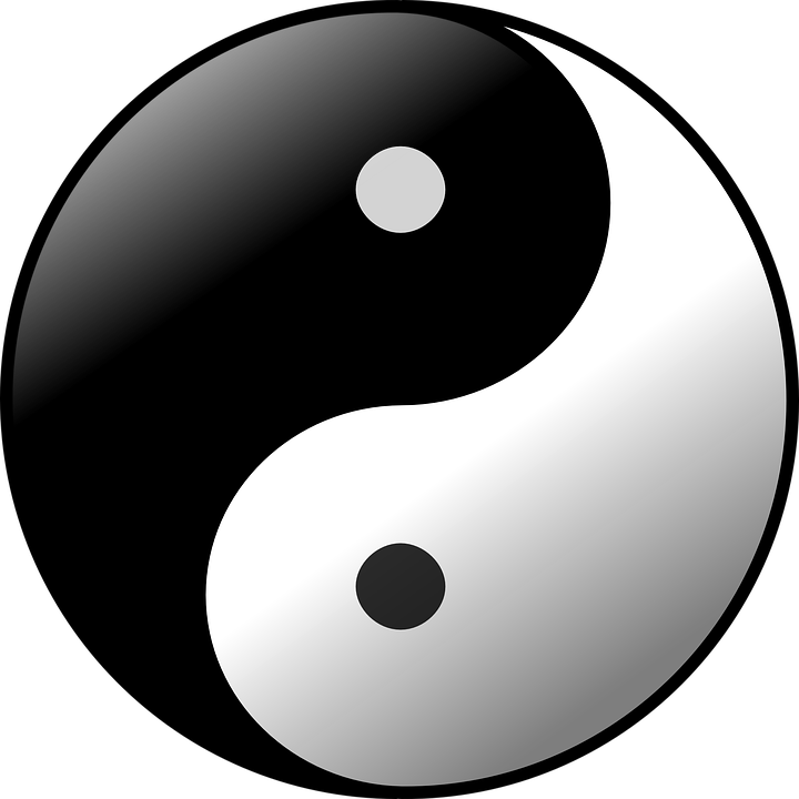 Ying und Yang Theroie TCM