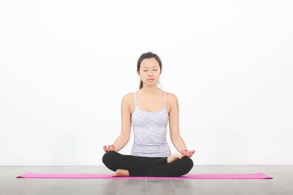 Lotussitz_yoga_Pose