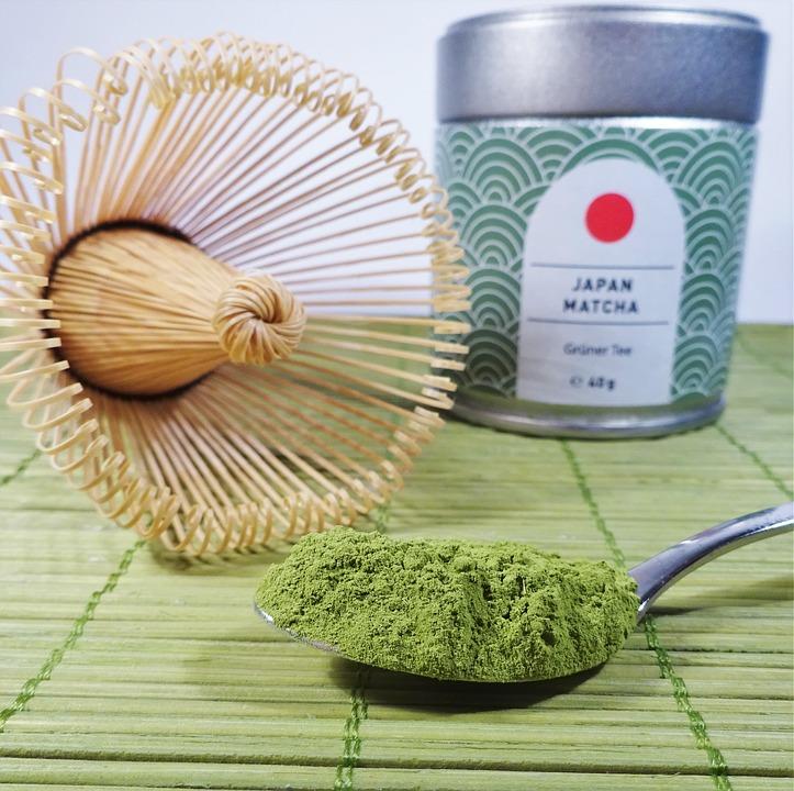 Matcha Tee gilt als Superfood und Wachmacher