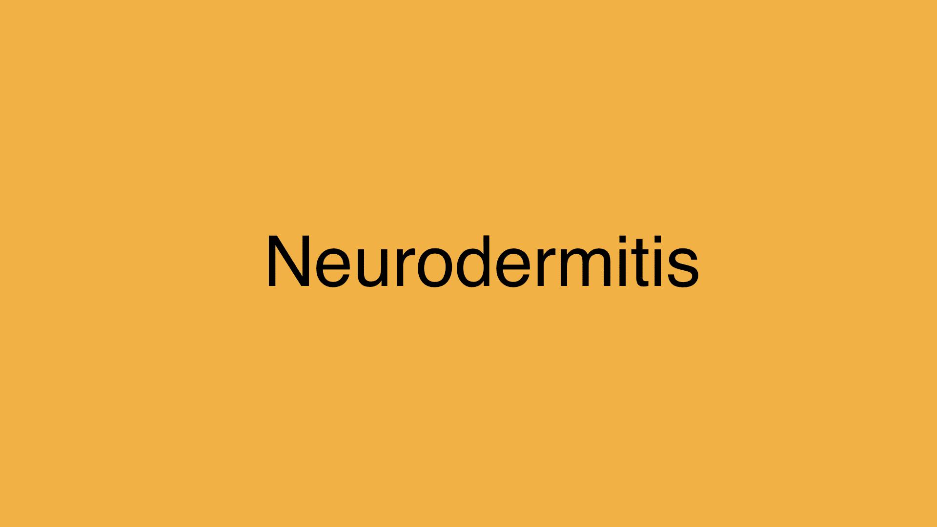 Neurodermitis - Ursachen, Symptome und Behandlung der Hautkrankheit