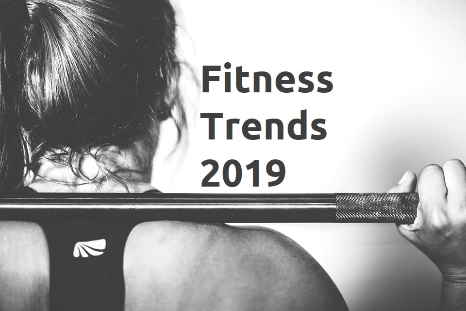 Top 10 Fitness-Trends 2019