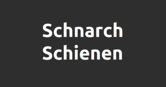 Anti-Schnarch-Schienen