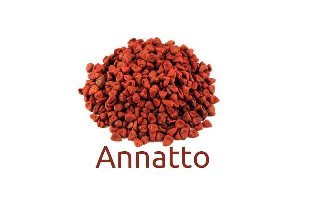 Annatto Samen - Wirkung und Verwendung