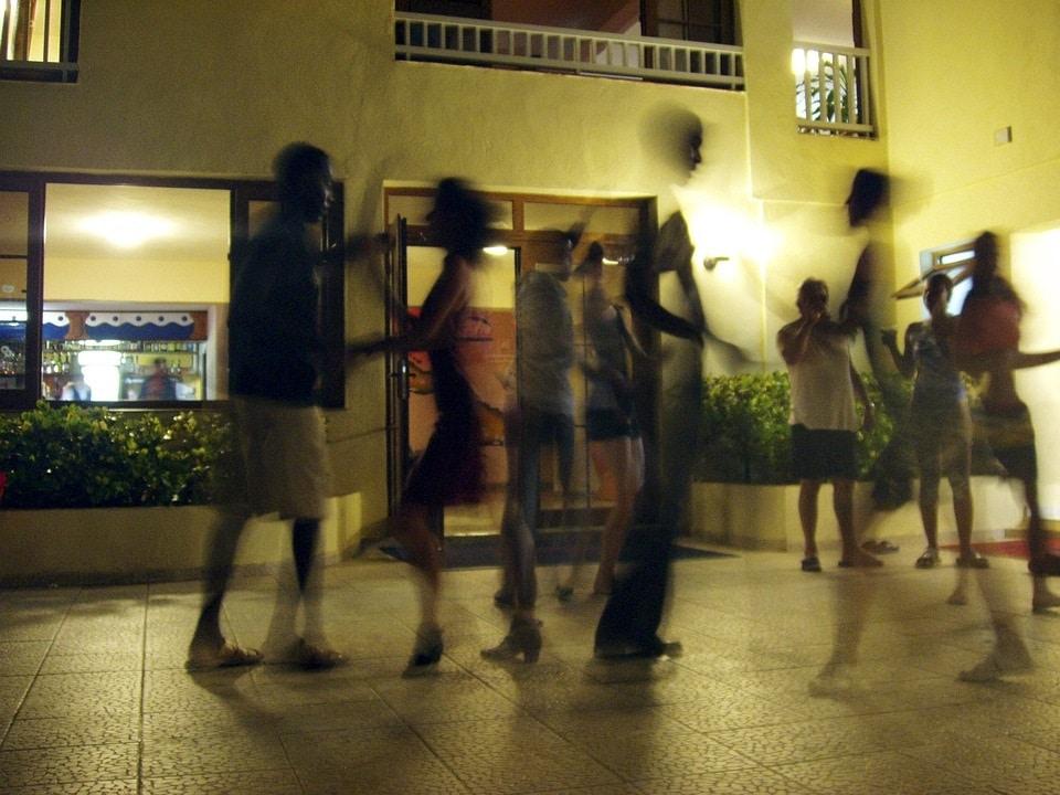 Salsa - Die Vorteile von Tanzen für die Gesundheit
