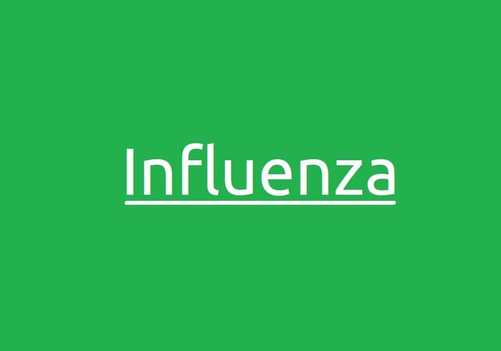Influenza - Ursachen, Symptome und Behandlung der Grippe