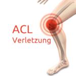 Verletzungen des vorderen Kreuzbandes (ACL)
