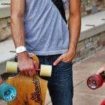Longboard fahren hat viele Vorteile für die Gesundheit