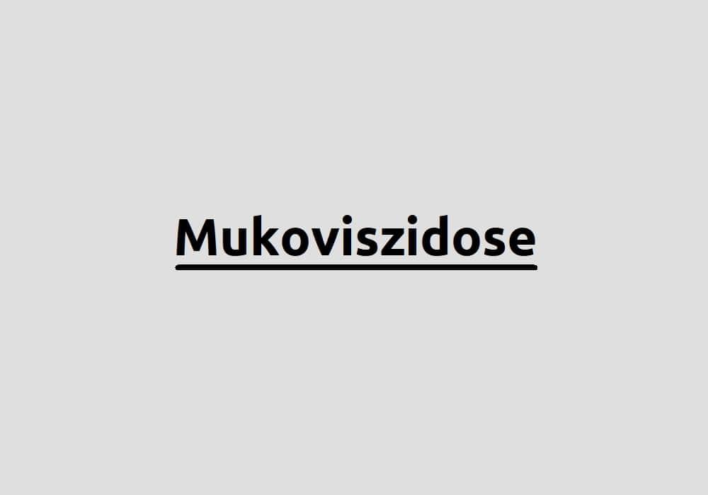 Mukoviszidose - Symptome, Diagnose, Umgang und Behandlung
