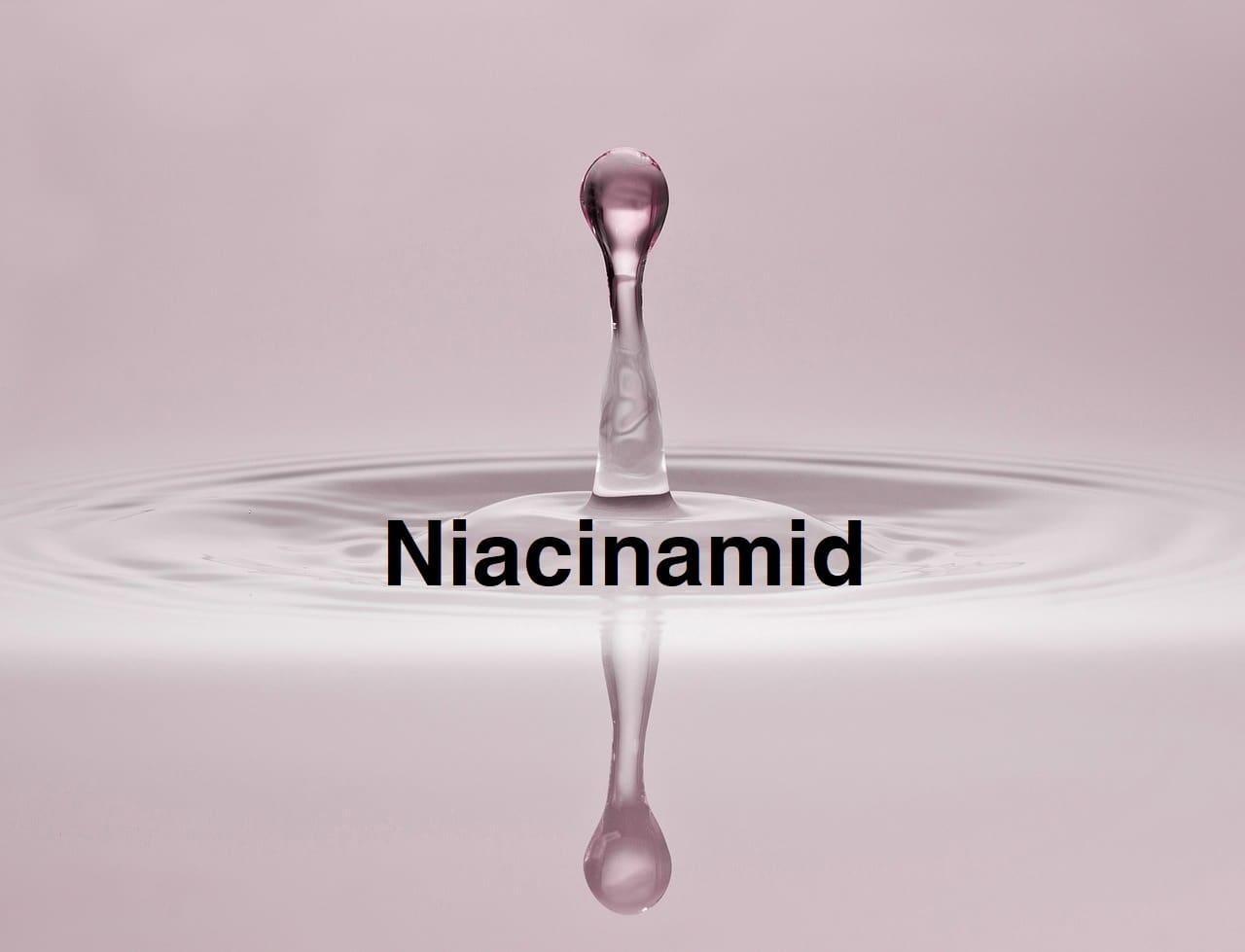 Niacinamid Vorteile für die Haut