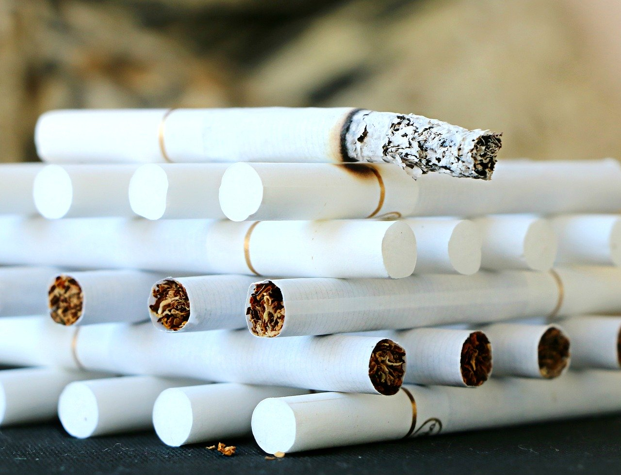 Tabakkonsum reduzieren