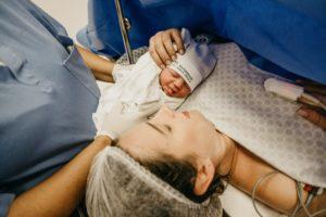 Vaginale Geburt nach Kaiserschnitt (VBAC)