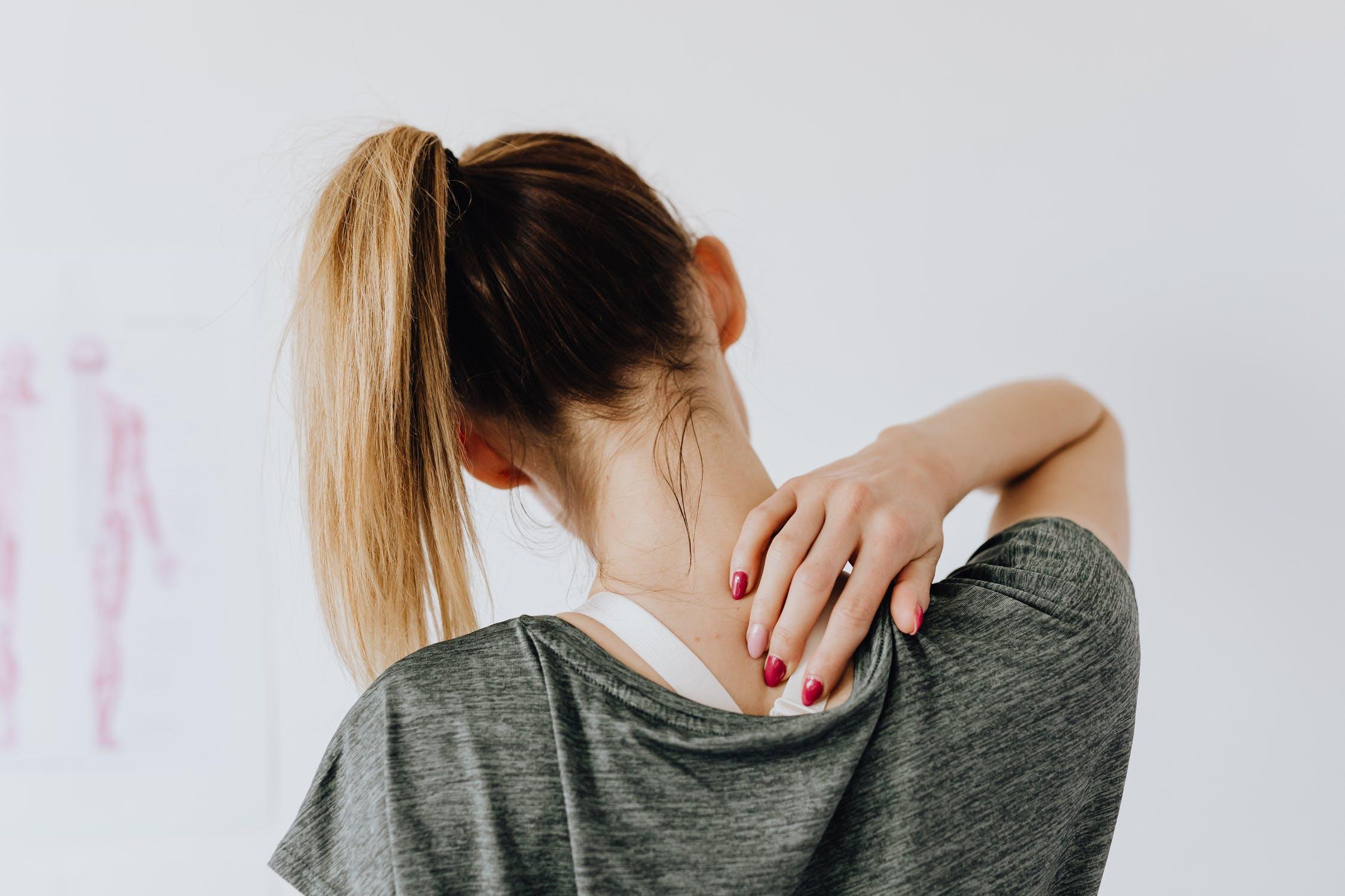 Zervikale Radikulopathie (eingeklemmter Nerv)