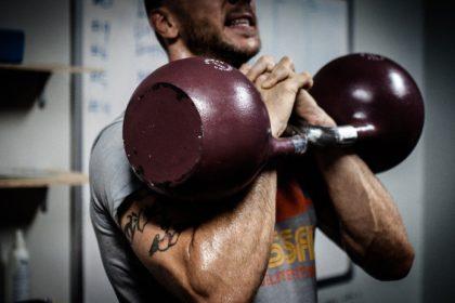 Kettleball Training - Die besten Top 10 Übungen