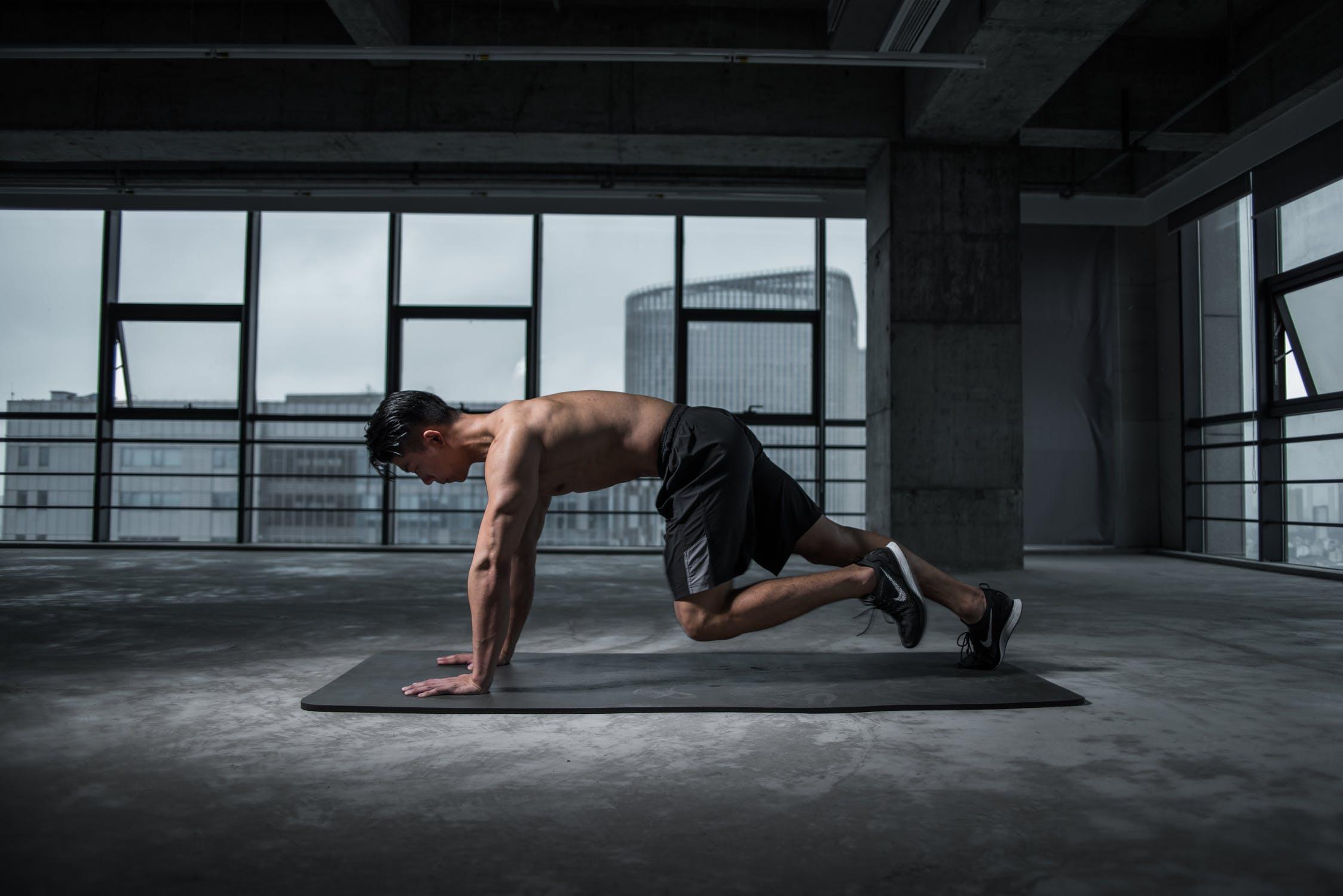 Kein Fitnessstudio erforderlich: So werden Sie zu Hause fit